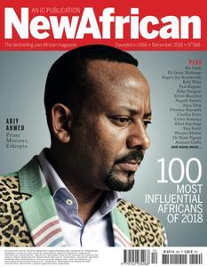New African - December 2018
