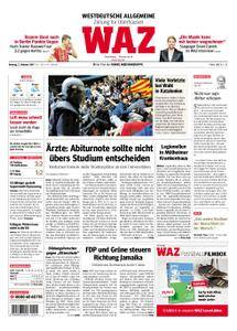 WAZ Westdeutsche Allgemeine Zeitung Oberhausen-Sterkrade - 02. Oktober 2017