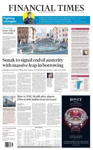 Financial Times UK - March 11, 2020