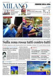 Corriere della Sera Milano – 16 gennaio 2021