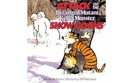 Calvin and Hobbes Complete Collection - 07 - Attack of the Deranged Mutant Killer Monster Snow Goons