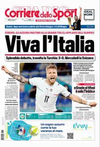 Corriere dello Sport Campania - 12 Giugno 2021