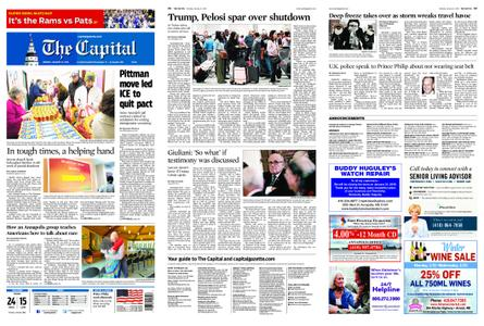The Capital – January 21, 2019