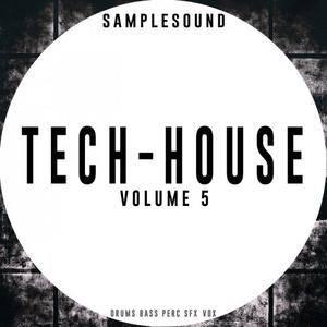 Samplesound Tech-House Volume 5 WAV