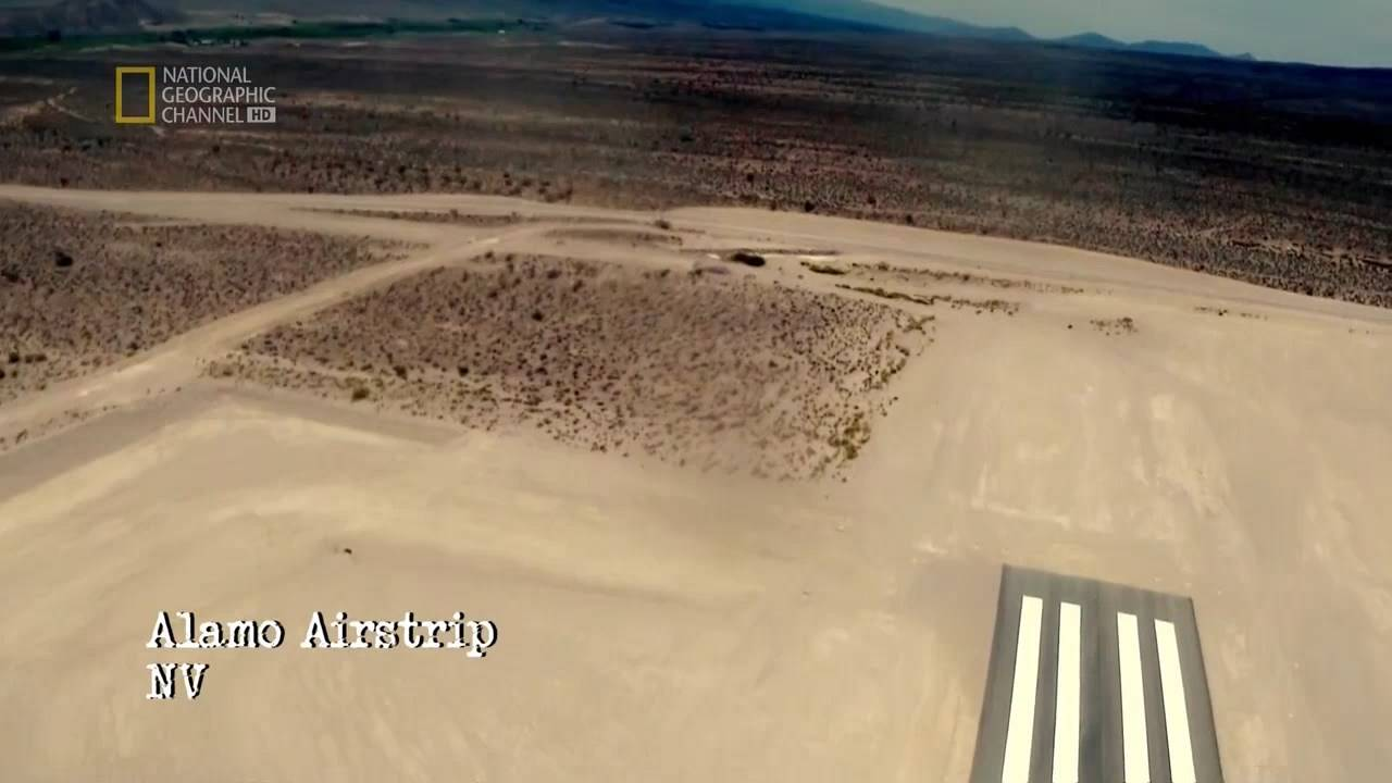 National Geographic - Area 51: The CIA's Secret Files (2014)