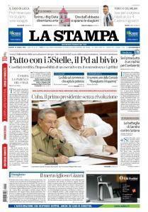 La Stampa Torino Provincia e Canavese - 19 Aprile 2018