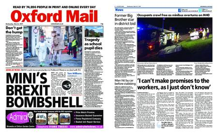 Oxford Mail – March 06, 2019