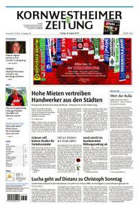 Kornwestheimer Zeitung - 16. August 2019