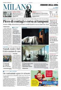 Corriere della Sera Milano – 09 ottobre 2020