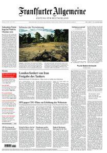 Frankfurter Allgemeine Zeitung F.A.Z. - 22. Juli 2019