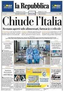 la Repubblica - 12 Marzo 2020