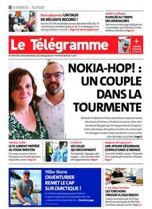 Le Télégramme Auray – 08 juillet 2020