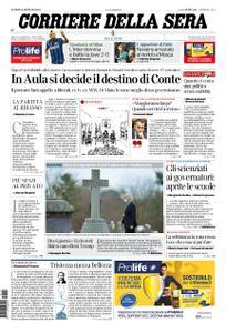 Corriere della Sera – 18 gennaio 2021