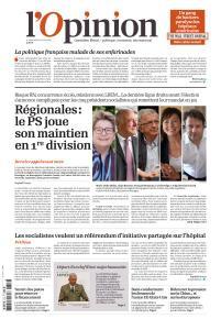 L'Opinion - 14 Juin 2021
