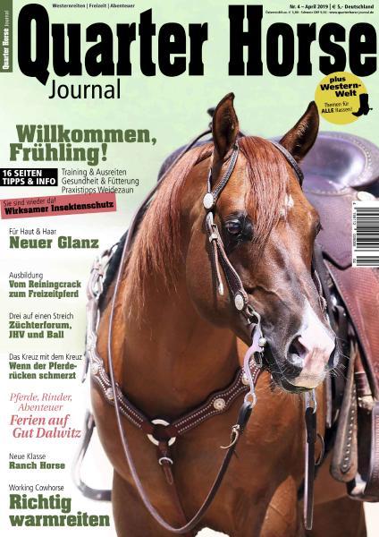 Quarter Horse Journal - April 2019