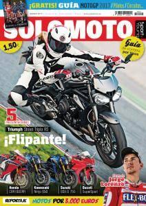 Solo Moto Actual N.2012 - Marzo 2017