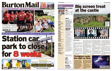 Burton Mail – July 22, 2019