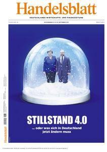 Handelsblatt - 08. September 2017