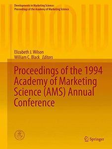 Proceedings of the 1994 Academy of Marketing Science