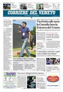 Corriere del Veneto Venezia e Mestre - 20 Aprile 2018