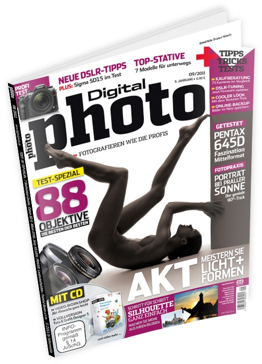 Digital Photo Magazin No 09 2011