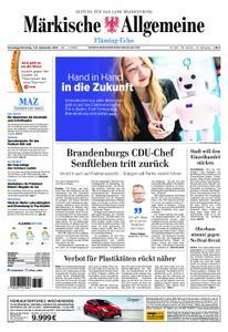 Märkische Allgemeine Fläming Echo - 07. September 2019