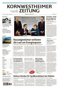 Kornwestheimer Zeitung - 23. Januar 2019