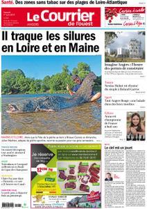 Le Courrier de l'Ouest Angers – 01 juin 2019