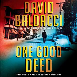 One Good Deed [Audiobook]