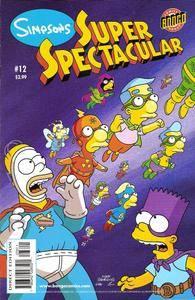Simpsons Super Spectacular 12 2010