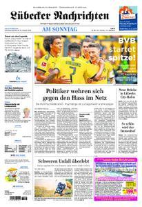Lübecker Nachrichten Bad Segeberg - 18. August 2019