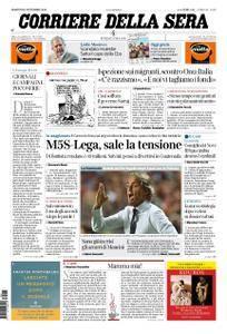 Corriere della Sera – 11 settembre 2018