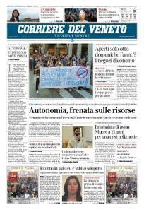 Corriere del Veneto Venezia e Mestre – 11 settembre 2018