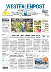 Westfalenpost Wetter - 21. April 2018