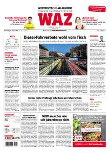 WAZ Westdeutsche Allgemeine Zeitung Oberhausen-Sterkrade - 14. Februar 2019