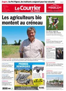 Le Courrier de l'Ouest Angers – 16 juin 2021