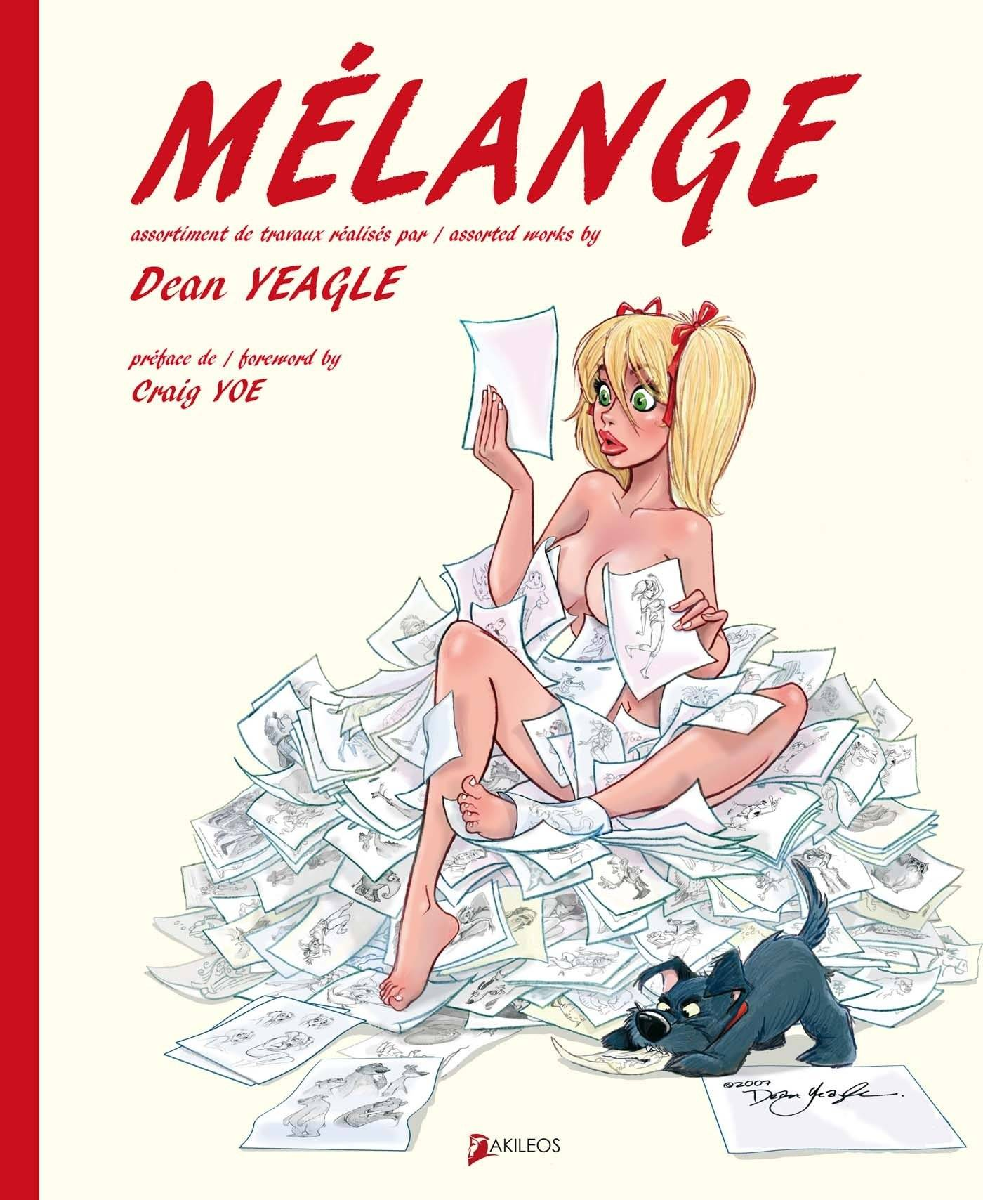 Mélange by Dean Yeagle