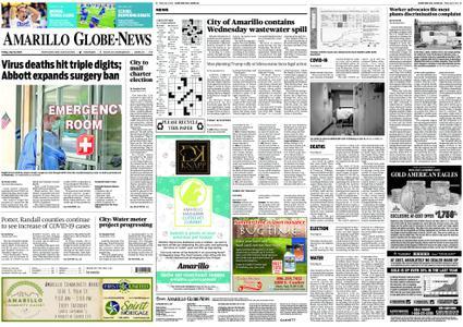 Amarillo Globe News – July 10, 2020