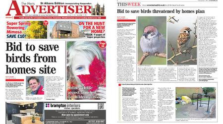 The Herts Advertiser – January 21, 2021