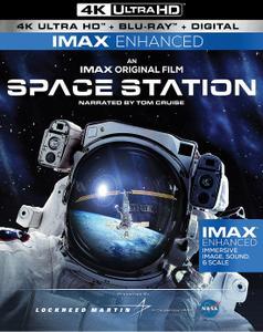 Space Station 3D (2002) [4K, Ultra HD]