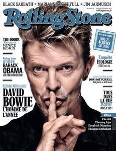 Rolling Stone France - janvier 2017