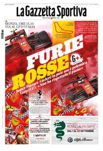 La Gazzetta dello Sport Bergamo – 08 settembre 2019