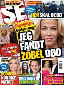 SE og HØR – 08. januar 2020