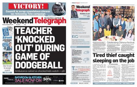 Evening Telegraph First Edition – September 28, 2019