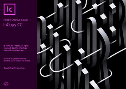 Adobe InCopy CC 2018 v13.0.1.207 Proper macOS