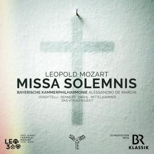 Bayerische Kammerphilharmonie - Leopold Mozart: Missa Solemnis (2019) [Official Digital Download 24/96]
