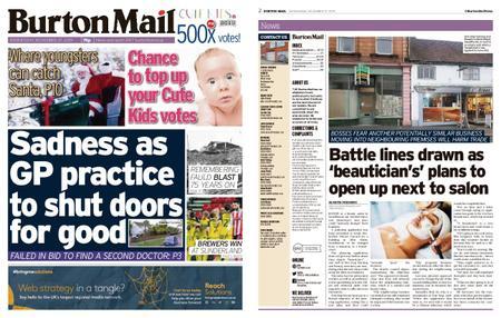 Burton Mail – November 27, 2019