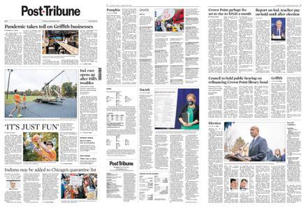 Post-Tribune – October 13, 2020