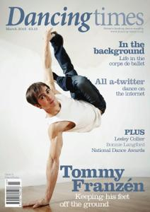 Dancing Times - March 2012