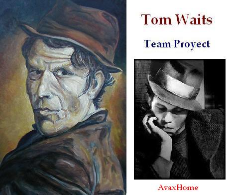 Announcement: New Teamproject: Tom Waits @ AvaxHome
